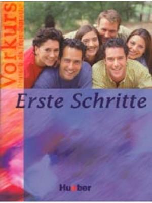 Erste Schritte - Vorkurs Deutsch als Fremdsprache