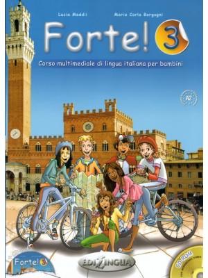 Forte! - 3 Libro+CD