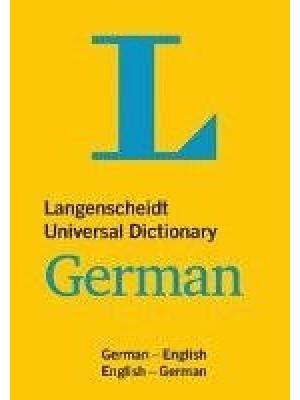 Universal Dictionary German - Englisch/English - German