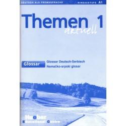 Themen Aktuell - Glossar Deutsch-Serbisch 1