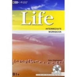Life Intermediate- WB + cd