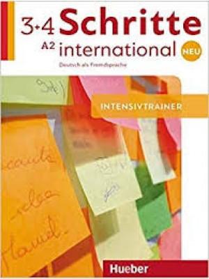Schritte International  NEU 3+4 Intensivtrainer
