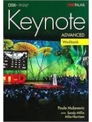 Keynote Advanced WB +CD