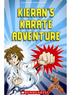 Kieran`s karate adventure
