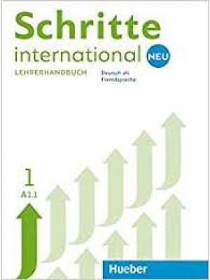 Schritte International  NEU 1 LHB