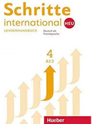 Schritte International  NEU 4 LHB