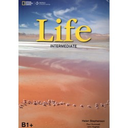 Life Intermediate - SB+DVD