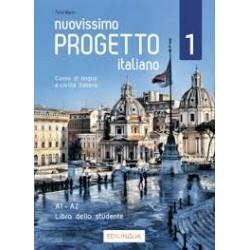 Nuovissimo Progetto Italiano - 1 Libro