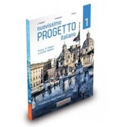 Nuovissimo Progetto Italiano - 1 Quaderno