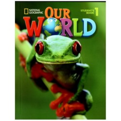 Our World 1 SB+CD-ROM
