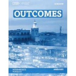 OUTCOMES intermediate Workbook + CD