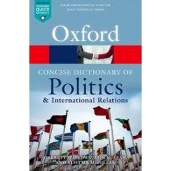 Dictionary of Politics & International Relations