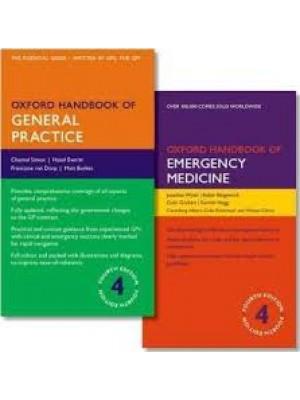 Oxford Handbook of General Practice 4e and Oxford Handbook of Emergency Medicine 4e