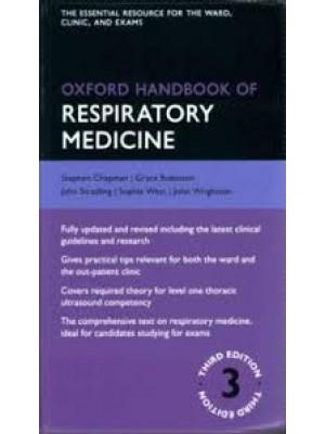Oxford Handbook of Respiratory Medicine 3/e