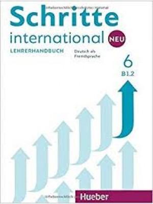 Schritte International  NEU 6 LHB