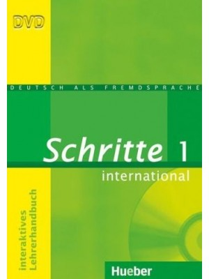 Schritte International - 1 Interaktives LHB DVD