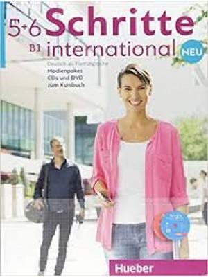 Schritte International  NEU 5+6 Medienpaket