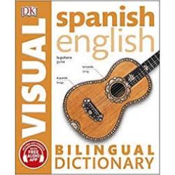 Bilingual Dictionary Visual - Spanish-English