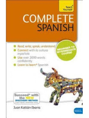 Teach Yourself Complete Spanish