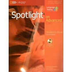 Spotlight on Advanced (CAE 2015) SB
