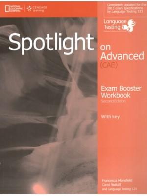 Spotlight on Advanced (CAE 2015) WB