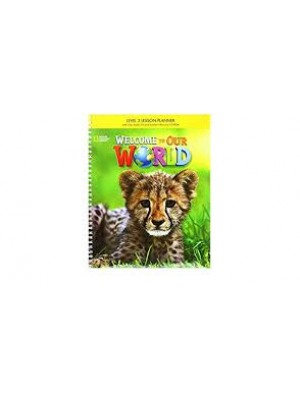 Welcome to Our World 3 Lesson planner