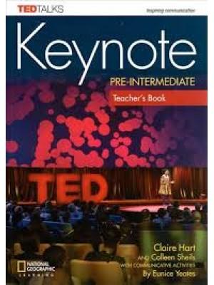 Keynote Pre-Intermediate TB +CD's