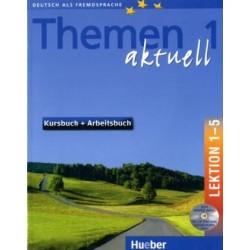 Themen Aktuell - 1a (1-5) KB+AB+CDs