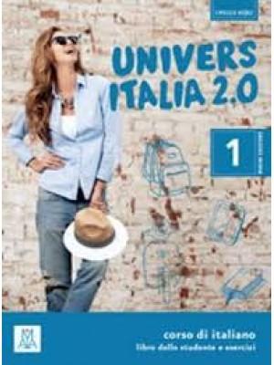 Univers Italia 1 + cd`s