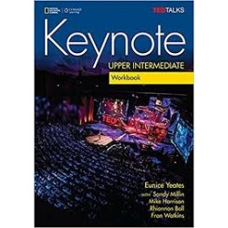 Keynote Upper Intermediate WB +CD