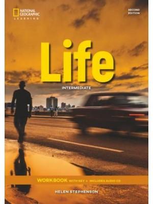 Life - 2 edition - Intermediate - WB + cd