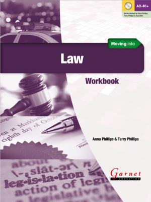 Moving into Law - Workbook