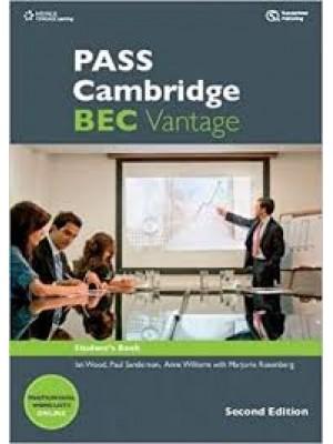Pass Cambridge BEC - Vantage SB