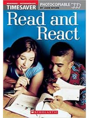 Read and React (Timesaver)