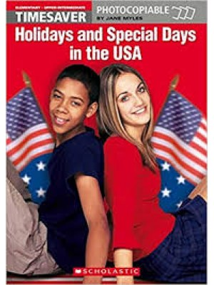 Holidays and Special Days in the USA (Timesaver)