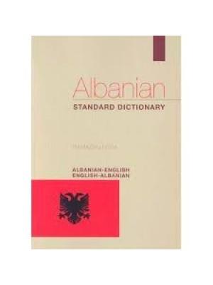 Albanian standard dictionary