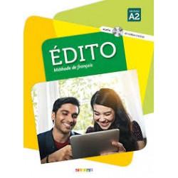 Edito A2 cahier
