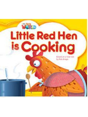 Little Red Hen is Cooking