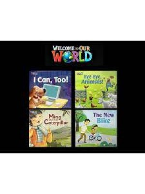 Welcome to Our World 2- Big Book