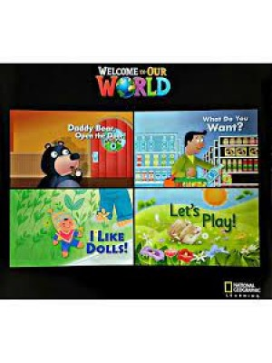 Welcome to Our World 1- Big Book