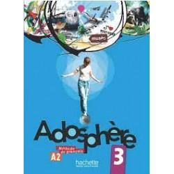 Adosphere 3 - knjiga