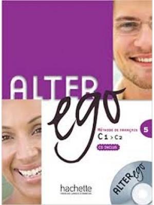 Alter Ego 5 Livre de l'élève + CD-Rom