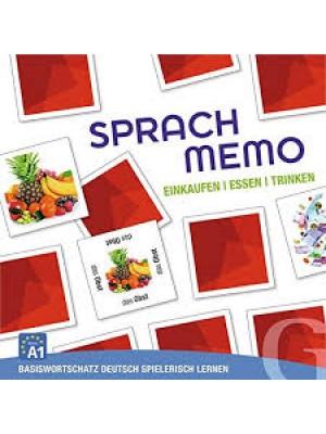 Sprachmemo Einkaufen/Essen/Trinken