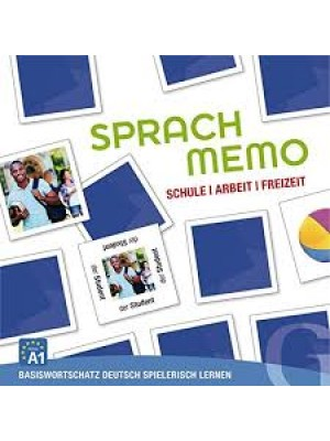 Sprachmemo Schule/Arbeit/Freizeit