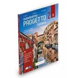Nuovissimo Progetto Italiano - 2a Libro+Quaderno
