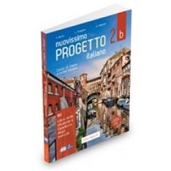 Nuovissimo Progetto Italiano – 2b Libro+Quaderno