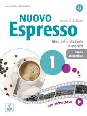 Nuovo Espresso 1 - Libro dello studente e esercizi + ebook interattivo