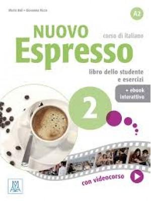 Nuovo Espresso 2 - Libro dello studente e esercizi + ebook interattivo