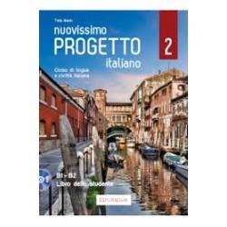 Nuovissimo Progetto Italiano - 2 Libro