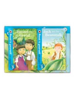 Read it Yourself Pack Level 3